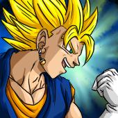 SSJ power by FanDragonBall
