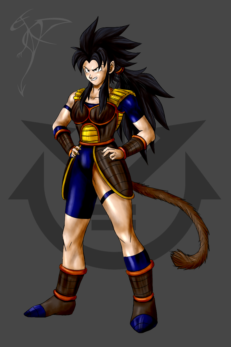 [RYSUNKI]- czyli mini Deviant Saf - Page 2 Mother_of_goku__redesing_by_fandragonball-d6gysts