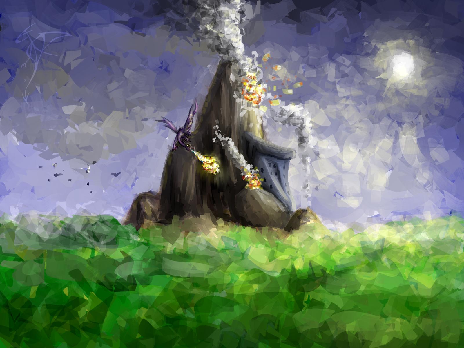 [RYSUNKI]- czyli mini Deviant Saf - Page 3 Landscape_v2_by_fandragonball-d77b7zb