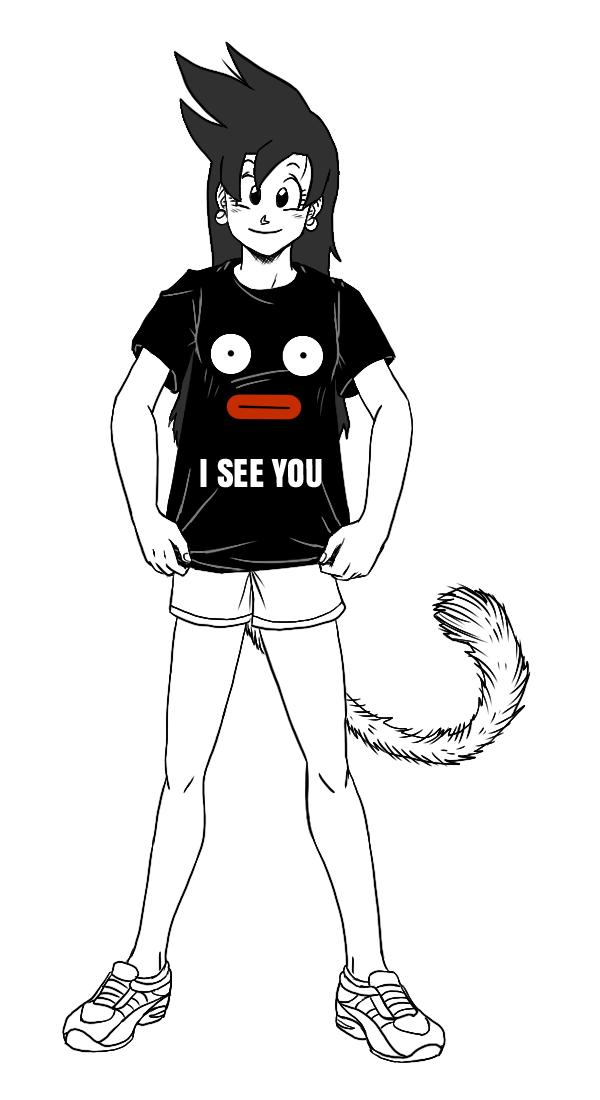 [RYSUNKI]- czyli mini Deviant Saf - Page 5 I_see_you_by_fandragonball-d87bqmd