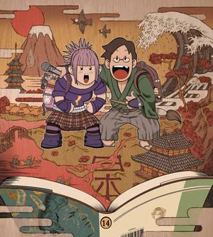Cartel XIV Salon Manga