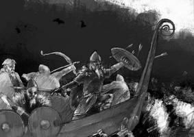Drakkar by Ecthelion-2