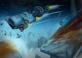 Space corsairs by Ecthelion-2