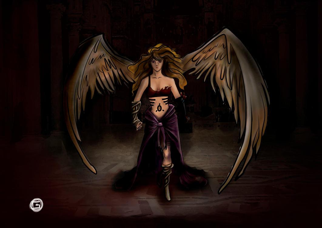 Angel by Grojs