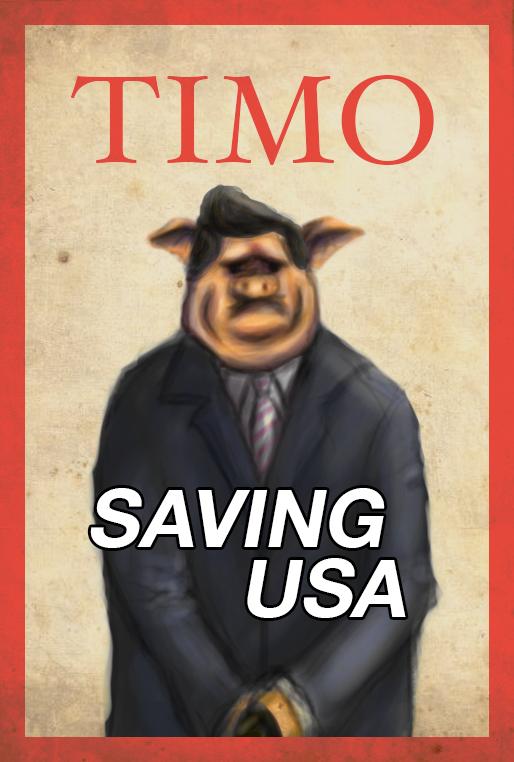 Saving Usa by Grojs