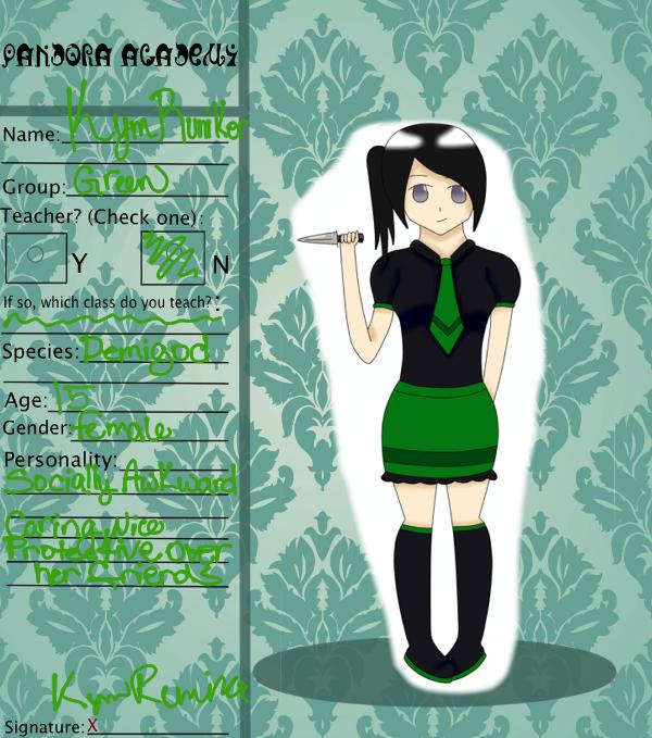 [PA] Application: Kym Runiker by ShugoGurl