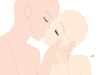 Couple Base by Nayume-pixels