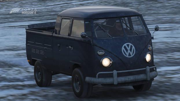 Sleeper in Volkswagen Clothing