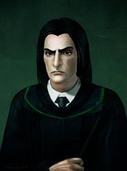 The XXV-th headmaster of Hogwarts by 11011010