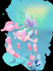 Mermaid Redraw 2021