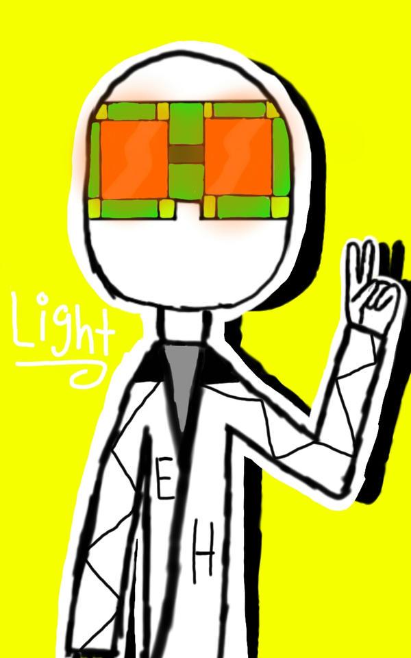 Light (LightNinja308 me) by LightNinja308