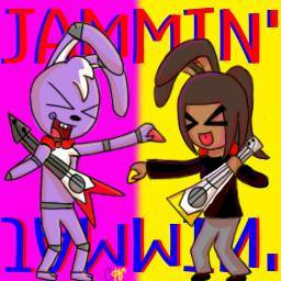 Jammin' by LightNinja308