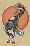Something Snakey by Nicole-Marie-Walker