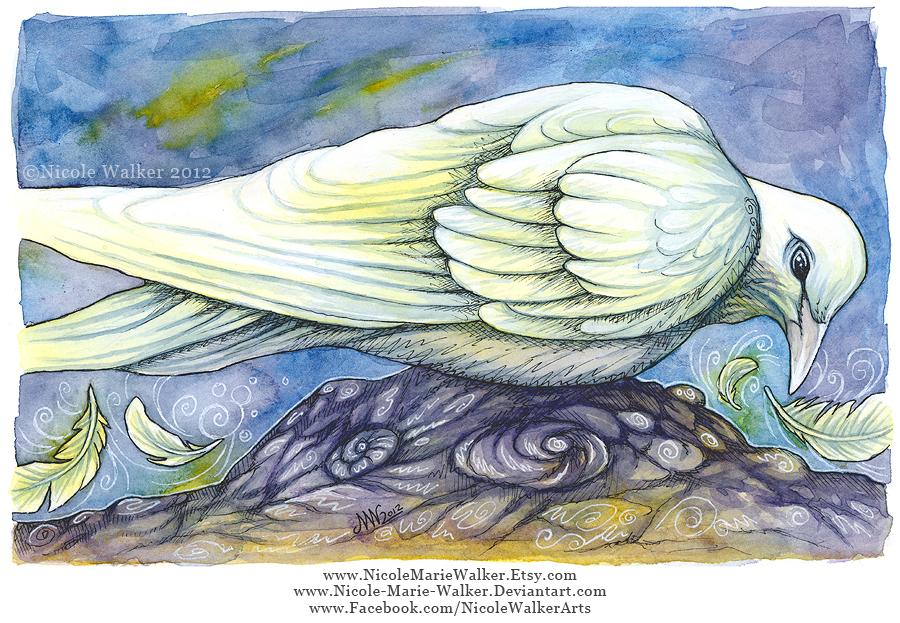 Little Dove by Nicole-Marie-Walker