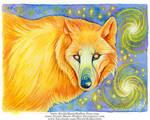 Celestial Wolf