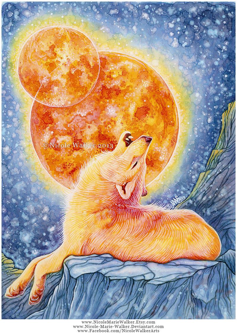 Moon Song by Nicole-Marie-Walker
