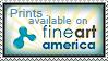 Fine Art America Stamp by Nicole-Marie-Walker