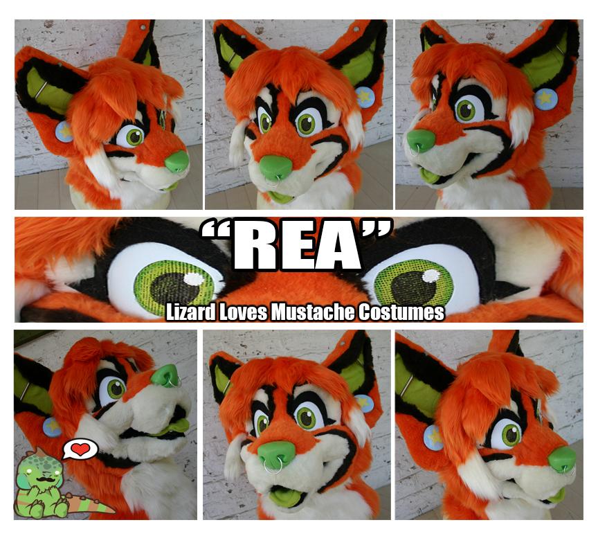 Rea/Creampie [Head] by TheGreenCoyote