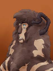 fuzzy by Halvochin