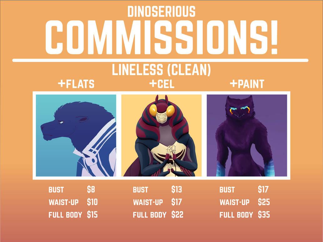 Commission Sheet2 by Halvochin