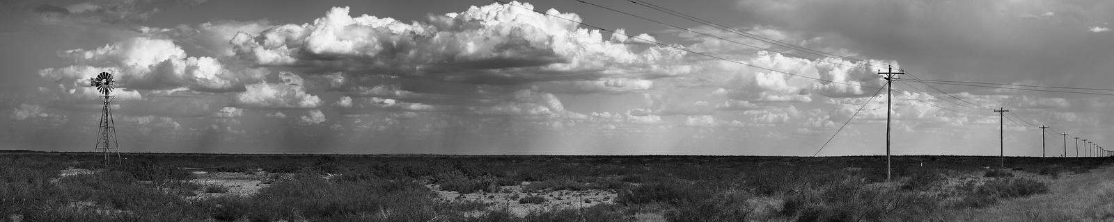New Mexico Windmill by hellsbella