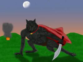 twilight warrior by Juzoka-Vargulf-Eqqus