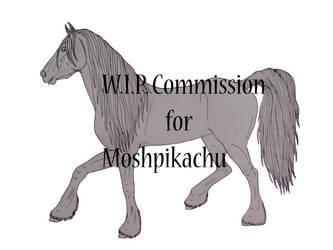 Wip Commission for Moshpikachu by Juzoka-Vargulf-Eqqus