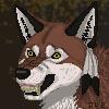 Saidy Wolf Pixel Icon Commission by Juzoka-Vargulf-Eqqus