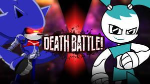 Turbo Mecha Sonic vs Jenny
