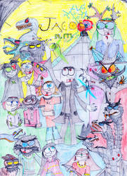 Jacob A.M. Poster art test