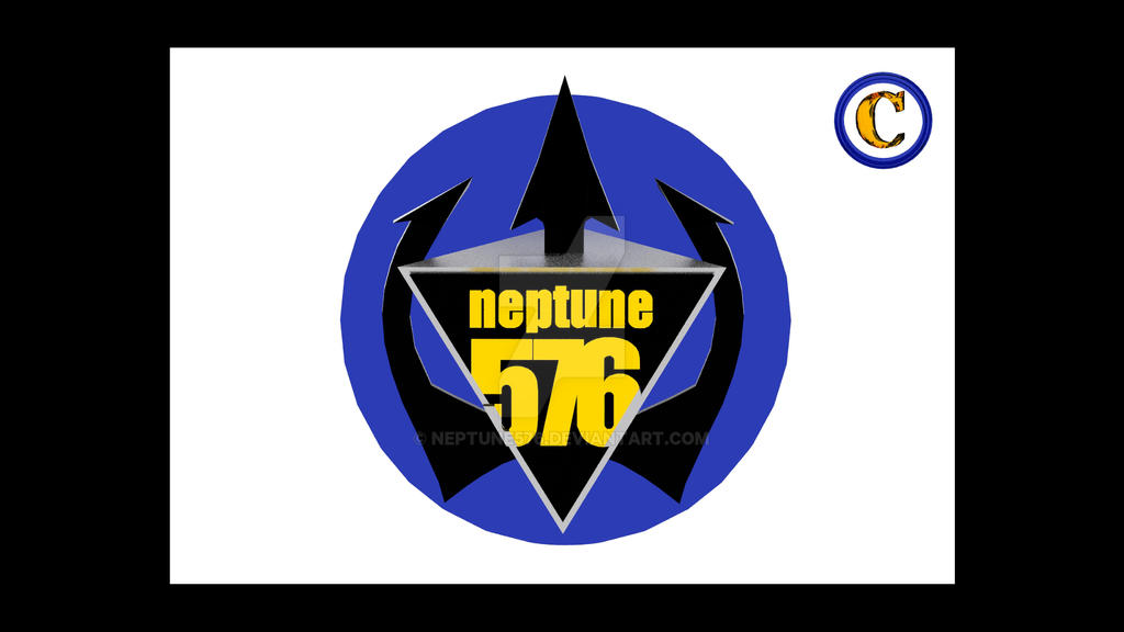 neptune576 logo 3D version by Neptune576
