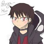 Anya-kun ! by CutieGrumpyCerym