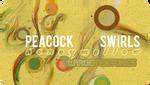 PEACOCK SWIRLS by SaltedPanda