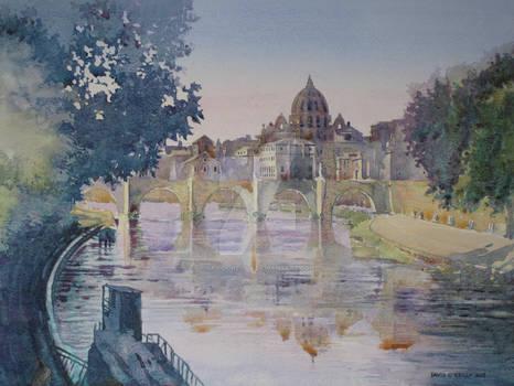 Basillica View, Rome