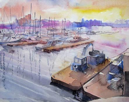 South Ferry Quay, Liverpool