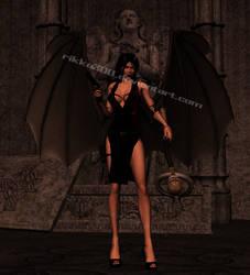 Dark Lara by rikku300