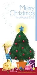 merry christmas by billchan