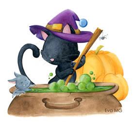 Happy Halloween by billchan