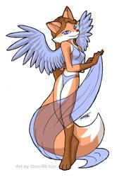 Fox Chick by Dembai