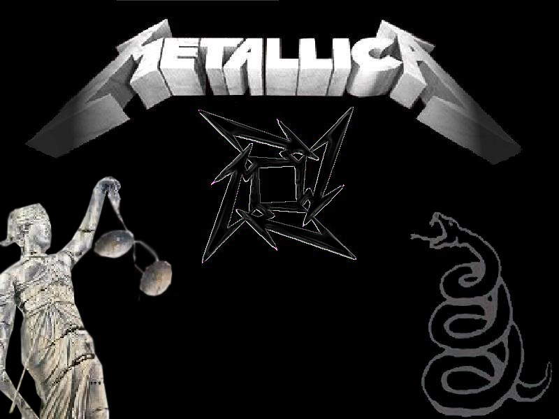 Random Metallica Wallpaper By Delta77vioz