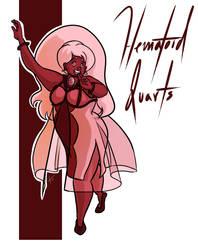Hematoid Quarts
