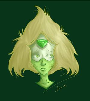 Little Green Gemstone