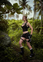 In the Jungle by AmazingRogue