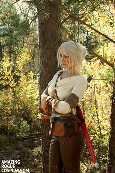 The Witcher 3, Ciri