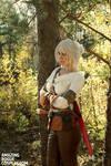 The Witcher 3, Ciri