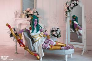 Tyrande, Love Goddess by AmazingRogue