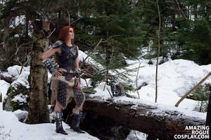 Dragonborn, The Elder Scrolls by AmazingRogue
