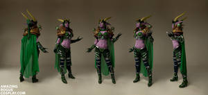 Ysera Cosplay Overview