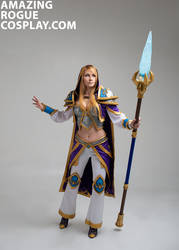 Jaina Warcraft III Reforged