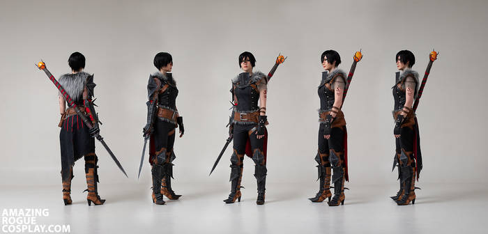 Marian Hawke Cosplay Overview